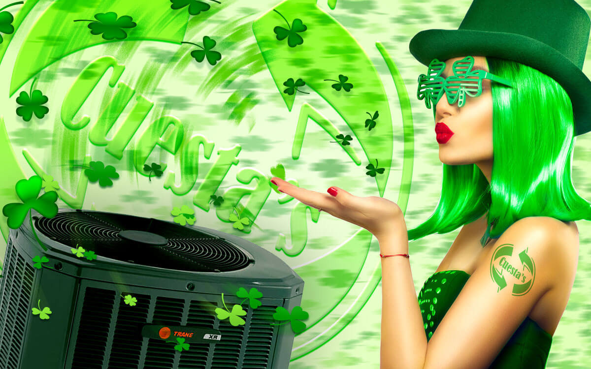 Protect Your Luck With Cuesta's HVAC Maintenance Program